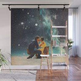 I'll Take you to the Stars for a second Date Wall Mural