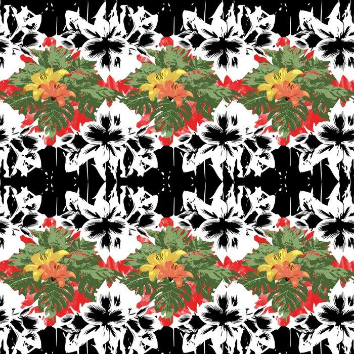 Flower Stamp Comforters