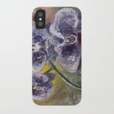 Orchid Morning Slim Case iPhone X