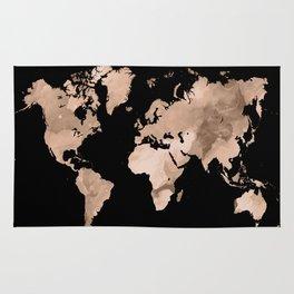 Design 97 world map Rug