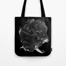 Black Rose version 2 Tote Bag