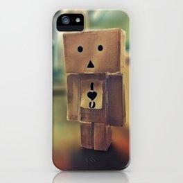 I ❤ U iPhone Case