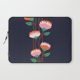 Benoít Flowers Laptop Sleeve