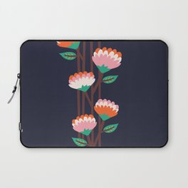 Benoít Flowers Laptop Sleeve