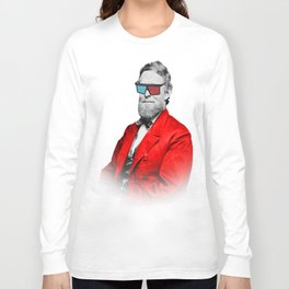 This is the new retro Long Sleeve T-shirt