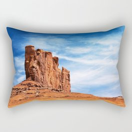 Monument Valley Arizona Rectangular Pillow