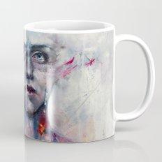 a hint of color Mug