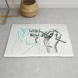 What Now? Rug