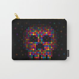 A Colorful Death by Qixel Carry-All Pouch