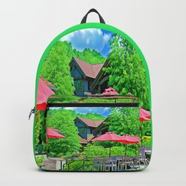 Spring Day In Virginia Backpack