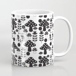 Fashionista Cats Kinoko Coffee Mug