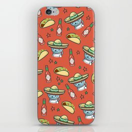 Mood for Tacos iPhone Skin