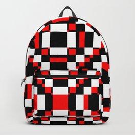 Oldschool Minimal Retro Love Sampati Backpack