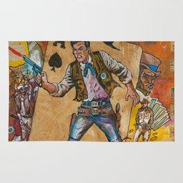Wyatt Earp Rug