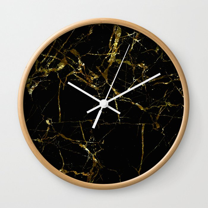 Wall Clock by Printpix