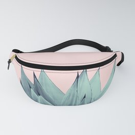 Agave Vibes #12 #tropical #decor #art #society6 Fanny Pack