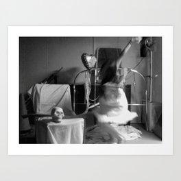 insomnia 01 Art Print