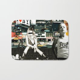 NYC 1995 Bath Mat