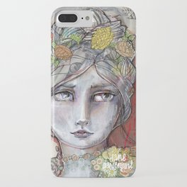 Nature Study by Jane Davenport iPhone Case