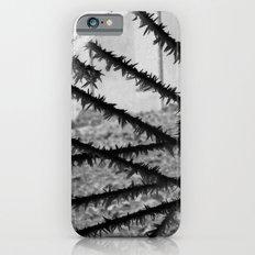 Winter spoke its intentions... iPhone 6s Slim Case