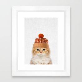 YANNICK Framed Art Print