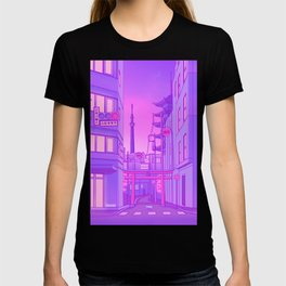 Asakusa Lights T-shirt