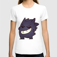 gengar T-shirts featuring Gengar by Sonny