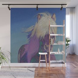 Be Wild, Live Free I Wall Mural