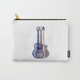 Patriotic Guitars Carry-All Pouch