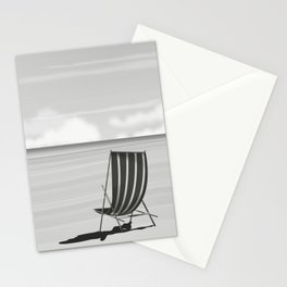 Vintage Deck chair Stationery Cards