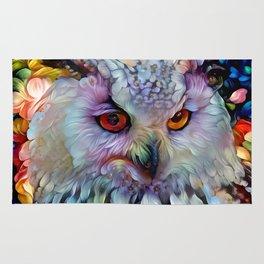 Ethereal Owl Rug