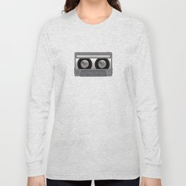 The Moon Mix Tape Long Sleeve T-shirt