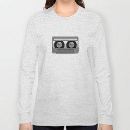 The Moon Mix Tape Long Sleeve T-shirt