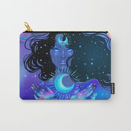 Nocturnal Goddess Carry-All Pouch
