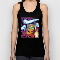 The Legend of Gameboy Unisex Tank Top