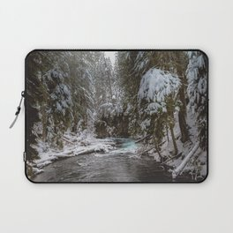 A Quiet Place - Pacific Northwest Nature Photography Laptop Sleeve