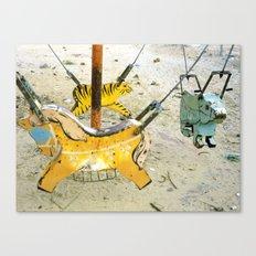 Playgrounds, Vietnam Canvas Print