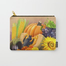 Commisions | Bat autumn harvest Carry-All Pouch