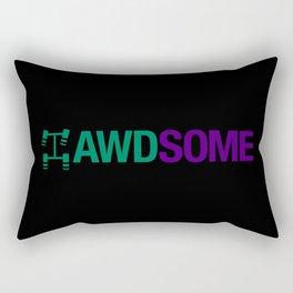 AWDSOME v6 HQvector Rectangular Pillow