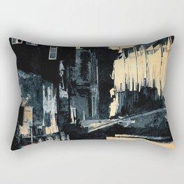 Hamburger Speicherstadt Rectangular Pillow