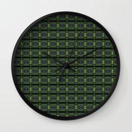 Cool Watermelon Abstract Wall Clock