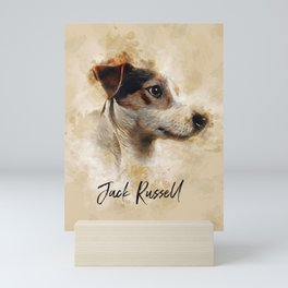 Jack Russell Mini Art Print