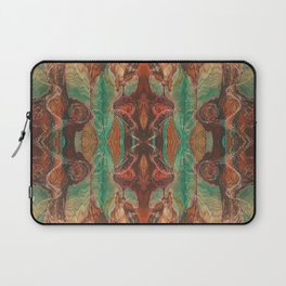 Ecstatic Pelvis (Meat Flame) (Reflected) Laptop Sleeve