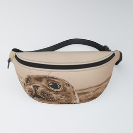 The SEAL - sepia 17 Fanny Pack