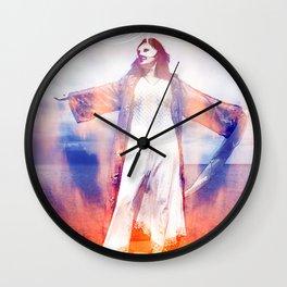 Tarot - Magican Wall Clock