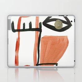 Abstract Face Laptop & iPad Skin