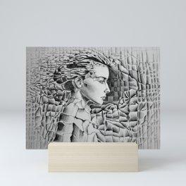 Materials Mini Art Print