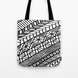 Quick Doodle Tote Bag