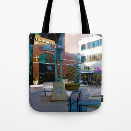 Fractured Tote Bag