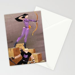 Hawkguys Stationery Cards